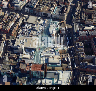 Trinity shopping Centre Leeds, West Yorkshire, Northern England - Stock Photo