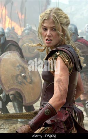ROSAMUND PIKE WRATH OF THE TITANS (2012) - Stock Photo