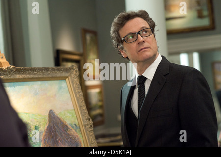 COLIN FIRTH GAMBIT (2012) - Stock Photo