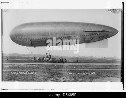 Army Airship, 'Beta II' (LOC) - Stock Photo
