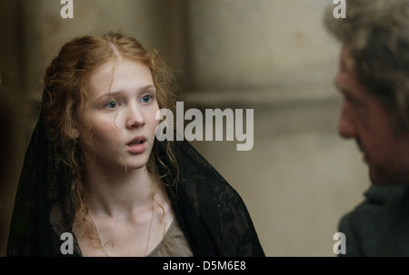 ISOLDA DYCHAUK FAUST (2011) - Stock Photo