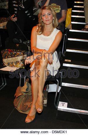 Luise Baehr at Mercedes-Benz Fashion Week Berlin Spring ...