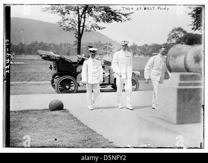 Togo at West Point (LOC) - Stock Photo