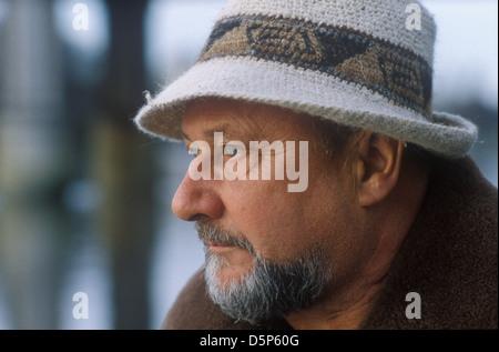 Donald Pleasance actor 1979 UK (5 October 1919 - 2 February 1995) - Stock Photo