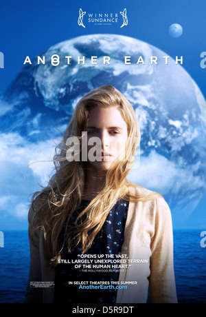 BRIT MARLING POSTER ANOTHER EARTH (2011) - Stock Photo