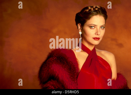 ORNELLA MUTI OSCAR (1991) - Stock Photo