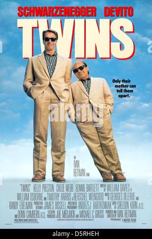 TWINS (1988) ARNOLD SCHWARZENEGGER, DANNY DEVITO TWS 023 ...