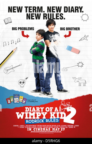Zachary Gordon Diary Of A Wimpy Kid Rodrick Rules DEVON BOSTICK DIARY OF...