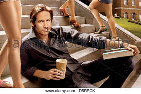 DAVID DUCHOVNY CALIFORNICATION (2007) - Stock Photo