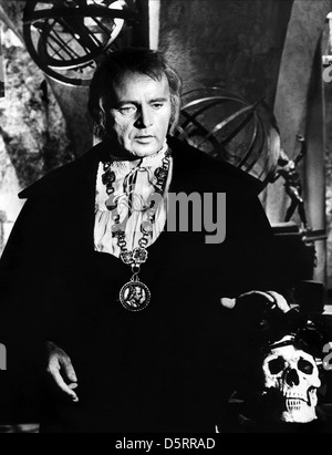 RICHARD BURTON DOCTOR FAUSTUS (1967) - Stock Photo