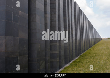 Giant's Causeway visitors centre - Stock Photo