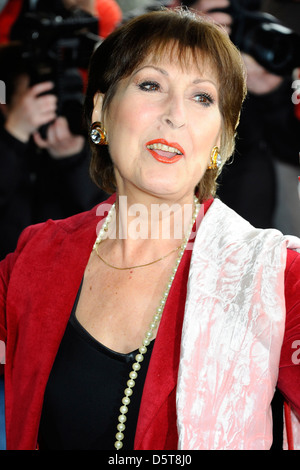Anita Harris The TRIC Awards held at the Grosver HouseArrivals. London, England - Stock Photo