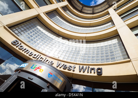Biomedicine West Wing at Life, Centre for world class science. - Stock Photo