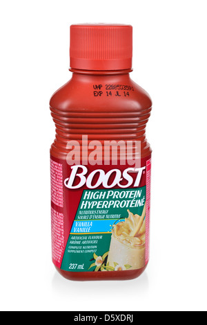 Boost, Dietary Supplement, Meal Replacement - Stock Photo