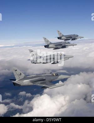 Aero L-159 'Advanced Light Combat Aircraft' (ALCA)' - Stock Photo