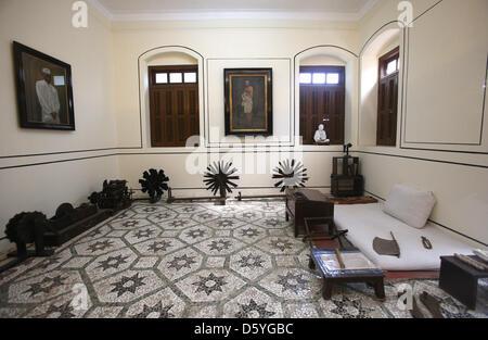 interior of living room of house at mumbai maharashtra. Black Bedroom Furniture Sets. Home Design Ideas