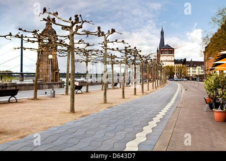 Dusseldorf - Stock Photo