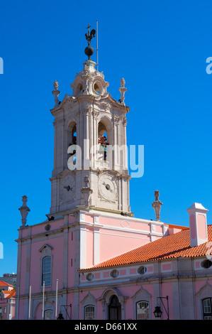 Queluz, Queluz National Palace , Lisbon Portugal, Europe - Stock Photo