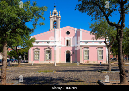 Queluz, Pousada Dona maria, Dona Maria (state-run hotel), Lisbon Portugal, Europe - Stock Photo