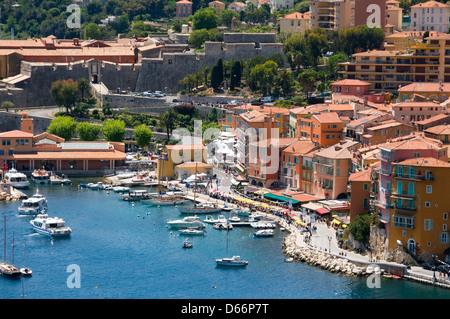 Restaurant villefranche sur mer port