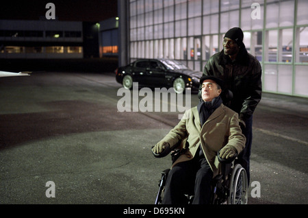 FRANCOIS CLUZET & OMAR SY INTOUCHABLES ; UNTOUCHABLE (2011) - Stock Photo
