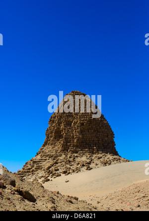 Royal Pyramids Of Napata, Nuri, Sudan - Stock Photo