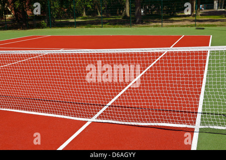 Tennis olympic games - Stock Photo