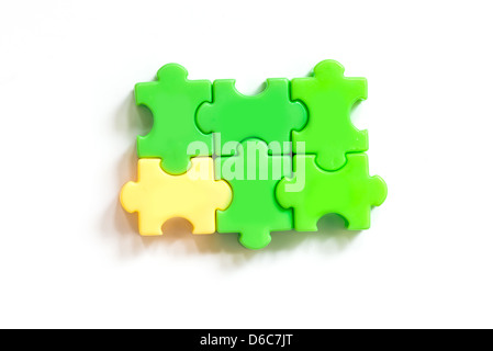 Odd one out - Stock Photo