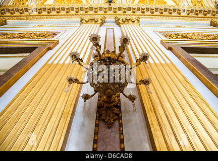 Detail of luxury interior - Stock Photo