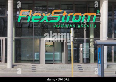 headquarters FlexStrom - Stock Photo