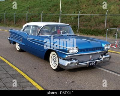 1958 Oldsmobile Eighty Eight pic1. - Stock Photo