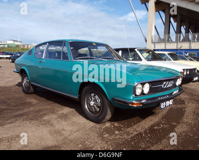 1973 Audi 100 Coupe S pic5. - Stock Photo