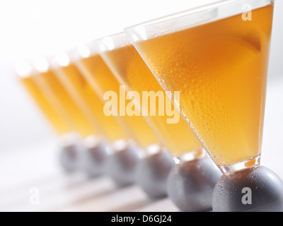 Orange Spritzer - Stock Photo