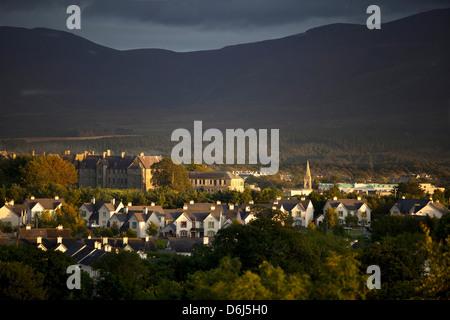City of Killarney, County Kerry, Munster, Republic of Ireland, Europe - Stock Photo