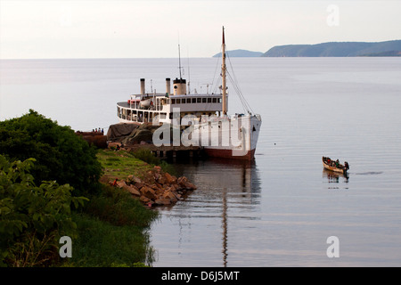 Kasanga, Lake Tanganyika, Tanzania, East Africa, Africa - Stock Photo