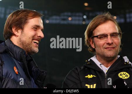 Soccer coach Juergen Klopp, FSV MAinz 05 Stock Photo ...