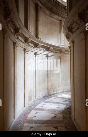 Seville Cathedral passageway, Seville, Andalucia, Spain, Europe - Stock Photo