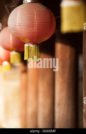 Temple of Literature, Hanoi, Vietnam, Indochina, Southeast Asia, Asia - Stock Photo