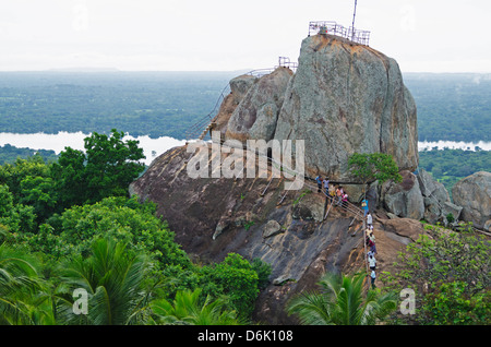 Mihintale, Sri Lanka, Asia - Stock Photo