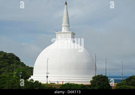 Mihintale, Sri Lanka, Asia - Stock Photo