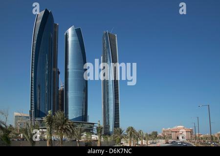 Abu Dhabi, United Arab Emirates, Middle East - Stock Photo