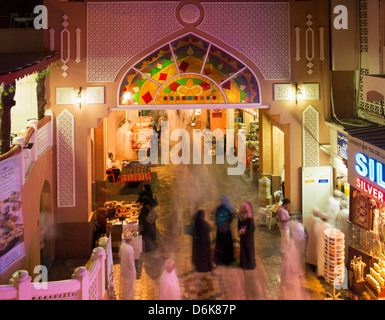The Souk of Muscat, Oman, Middle East - Stock Photo