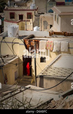 Wadi Bani Khalid, Oman, Middle East - Stock Photo