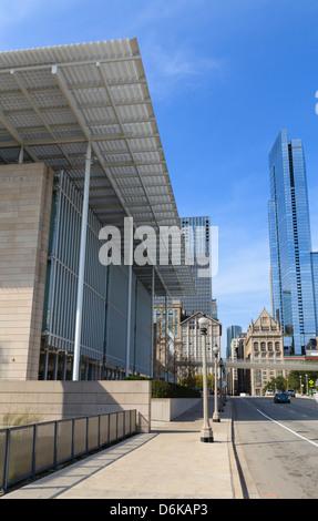 The Art Institute of Chicago, Chicago, Illinois, United States of America, North America - Stock Photo