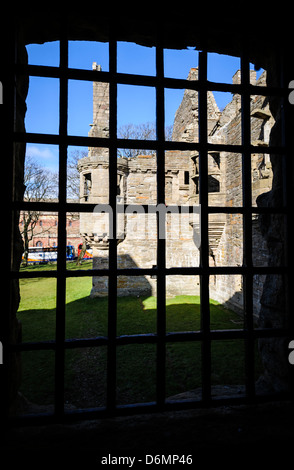 The Earl's Palace, Kirkwall Orkney Scotland - Stock Photo