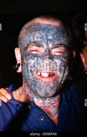 laughing man tattoo - photo #29