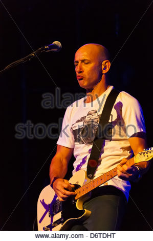 Guitarist and vocalist Simon Townshend performs The Who's Tommy with Roger Daltrey, st Bank Center, Broomfield, - Stock Photo