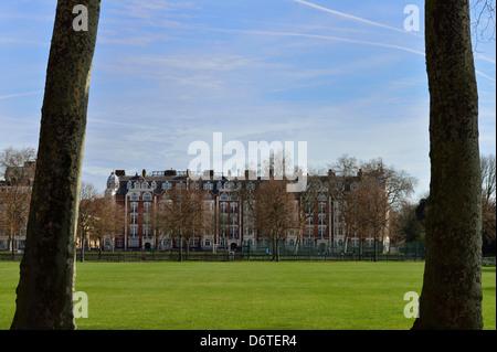 Burton's Court, Royal Hospital Road, Chelsea, London, United Kingdom - Stock Photo