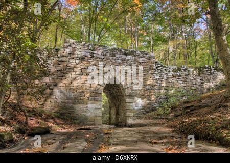 Old Stone Bridge In The Woods Filmed Here Italian Film