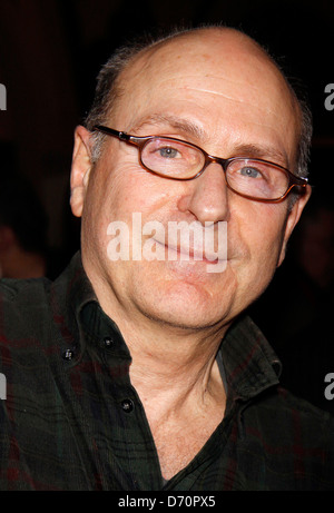 James Lapine Closing night after party for the Encores! production of 'Merrily We Roll Along' held in the Lounge - Stock Photo